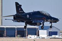 155210 @ KBOI - Landing RWY 28R.  No.2 CFFTS, Moose Jaw, Saskatchewan, Canada. - by Gerald Howard