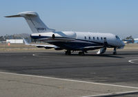 N510FX @ KCCR - FLEXJETS 2004 Bombardier Challenger 300 on Pacific States Aviation ramp @ Buchanan Field, Concord, CA (Cancelled from USCAR 2009-09-21 to M-EANS YH Aviation Isle of Man registry) - by Steve Nation
