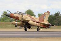 652 @ LFSI - Dassault Mirage 2000D, Landing rwy 29, St Dizier-Robinson Air Base 113 (LFSI) Open day 2017 - by Yves-Q