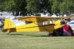 N42181 @ KOSH - Piper J3C-65 Cub CN 14423, N42181