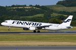 OH-LZA @ VIE - Finnair - by Chris Jilli