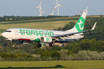 F-GZHX @ VIE - Transavia - by Chris Jilli