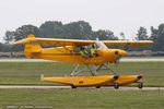 N418BD @ KOSH - Piper Supreme Cub (replica) CN 66, N418BD