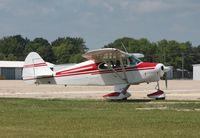 N3468A @ KOSH - Piper PA-22-135