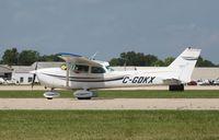 C-GDKX @ KOSH - Cessna 172M - by Mark Pasqualino