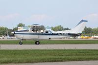 N4555K @ KOSH - Cessna P210N
