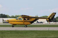 N337B @ KOSH - Cessna T337C