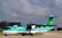 EI-FCY @ EGCC - At Manchester - by Guitarist