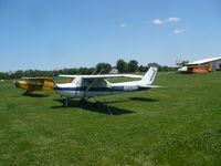N5525H @ 40I - Cessna 152 - by Christian Maurer