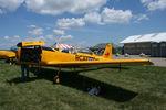 N26JH @ OSH - At the 2016 EAA AirVenture - Oshkosh, Wisconsin
