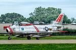 N50CJ @ OSH - At the 2016 EAA AirVenture - Oshkosh, Wisconsin
