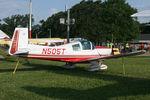 N505T @ OSH - At the 2016 EAA AirVenture - Oshkosh, Wisconsin
