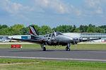 N287KM @ OSH - At the 2016 EAA Air Venture - Oshkosh Wisconsin - by Zane Adams