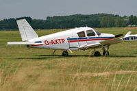 G-AXTP photo, click to enlarge