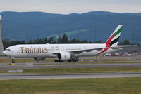 A6-EBF @ ENGM - Emirates - by Jan Buisman