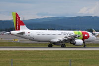 CS-TNG @ ENGM - TAP Portugal - by Jan Buisman