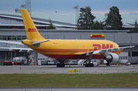 D-AEAN @ ENGM - DHL - by Jan Buisman