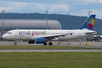 LY-SPG @ ENGM - Small Planet Airlines - by Jan Buisman