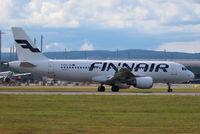 OH-LXL @ ENGM - Finnair - by Jan Buisman