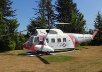 1447 @ OLM - Sikorsky HH-52A Seaguard genuinely marked as Coast Guard 1447 North Bend.  MSN: 62130, Code: 46031 - by RAFOHunter