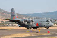 94-7315 @ KMFR - MAFFS 5 taxiing into the Medford Air Tanker Base. - by Tim Crippin