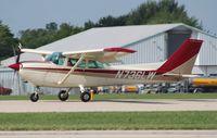 N736LW @ KOSH - Cessna R172K