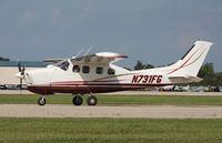 N731FG @ KOSH - Cessna P210N