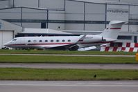 N650TP @ EGCC - At Manchester - by Guitarist