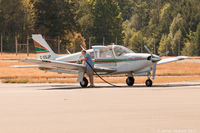 C-GQJP @ CAT4 - Fueling up at Qualicum Beach
