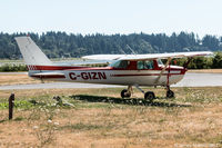 C-GIZN @ CAH3 - on the apron at Courtenay Airpark