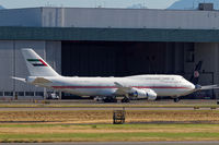 A6-HRM @ CYVR - Parked - by Guy Pambrun