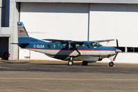 C-GLGA @ CYVR - Parked - by Guy Pambrun