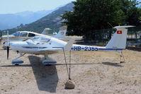HB-2355 @ LFKC - Parked