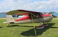 N89400 @ KOSH - Cessna 140