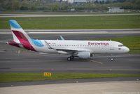 D-AEWE @ EDDL - Airbus A320-214(W) - EW EWG Eurowings - 7056 - D-AEWE - 27.04.2016 - DUS - by Ralf Winter