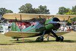 N32133 @ KOSH - Waco UPF-7 CN 5765, NC32133 - by Dariusz Jezewski  FotoDJ.com