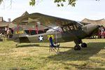 N50417 @ KOSH - Taylorcraft DCO-65 CN L-5348, N50417 - by Dariusz Jezewski  FotoDJ.com