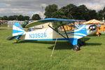 N33526 @ OSH - 1944 Piper J3C-65 Cub, c/n: 2360A - by Timothy Aanerud