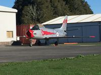 A94-922 @ NZAR - outside hangar whilst floor gets painted! - by magnaman