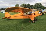 N1401N @ OSH - 1947 Piper J3C-65, c/n: 22925 - by Timothy Aanerud