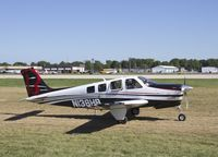 N136HB @ KOSH - Taxing out for departure at Airventure.