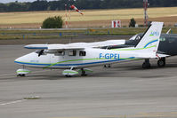 F-GPEI @ LFPN - Parked with new colors - by Romain Roux
