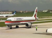 CS-TNH @ LPPT - Airbus A320-214 of TAP at Lisbon Airport