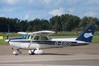 D-EGCD @ EHLE - Lelystad Airport - by Jan Bekker