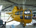 N65760 - Sikorsky S-51 at the Evergreen Aviation & Space Museum, McMinnville OR
