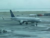 N717TW @ JFK - Boeing 757-200ER - by Christian Maurer