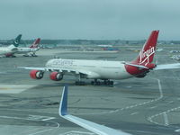 G-VRED @ JFK - Airbus A340-600 - by Christian Maurer