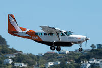 ZK-SAN @ NZWN - Sounds Air Travel & Tourism Ltd., Picton - by Peter Lewis