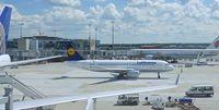 D-AIUO @ EDDF - Frankfurt Airport 2017. - by Clayton Eddy