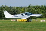D-MVMR @ EDNH - Airfield Bad Wörishofen, Bavaria, Germany